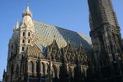 Wien, os DOM Foto de Stock Royalty Free