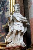Wien plats Royaltyfri Fotografi