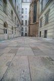 Wien-Quadrat, Österreich Stockbild