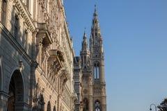 Wien Rathaus Lizenzfreies Stockfoto