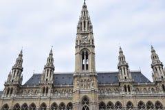 Wien-Rathaus Stockbild