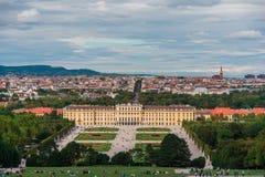 Wien sikt Royaltyfria Foton