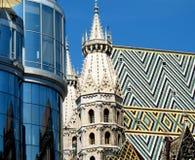 Wien Stephansdom Lizenzfreies Stockbild