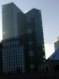 Wien-Twin Tower Lizenzfreie Stockfotos
