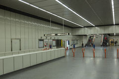 Wien U-Bahn Lizenzfreie Stockfotos