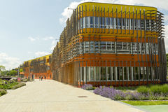 Wien universitetsområde Royaltyfria Foton