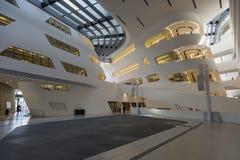 Wien universitetsområde - arkivinre Royaltyfri Bild