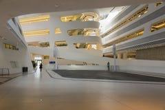 Wien universitetsområde - arkivinre Arkivbild