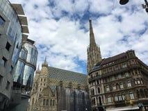 Wien/Wenen Stock Afbeeldingen