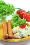 Wiener Stock Photo