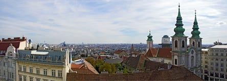 11. Wiener Bezirk von Mariahilf Stockfotos
