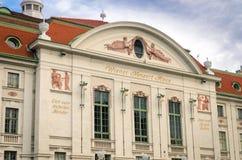 Wiener Konzert Haus Royalty Free Stock Images