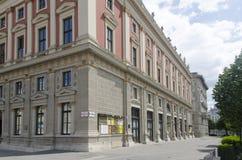 Wiener Musikverein, Vienna Stock Images