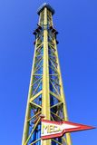 Wiener Prater Amusement Park, Vienna, Austria Royalty Free Stock Image