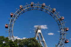 Wiener Riesenrad Stock Photography