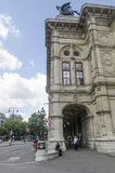 Wiener Staatsoper - Vienna State Opera Royalty Free Stock Image