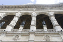 Wiener Staatsoper - Vienna State Opera Stock Photography
