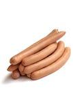 Wiener Würstchen Stockfoto