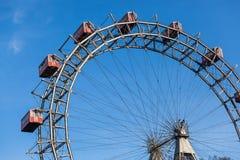 Wiener Würstchen Riesenrad Lizenzfreies Stockfoto