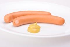 Wieners Fotografia de Stock