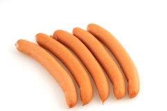 Wieners Stock Photography