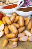Wieners Stock Image
