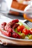 Wienerwurst fotografia de stock royalty free
