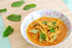Wieprzowina curry Obrazy Stock