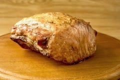Wieprzowina polędwicowa, stek baked5 fotografia royalty free