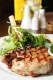 wieprzowina stek Zdjęcie Royalty Free
