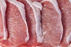 Wieprzowiny mięso Fotografia Royalty Free