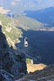 Wierch de Kasprowy en montagnes de Tatra, Pologne Photographie stock