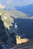 Wierch in montagne di Tatra, Polonia di Kasprowy Fotografia Stock