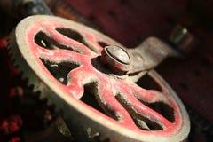wiertło ręka stara zdjęcia stock