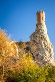 Wierza Średniowieczny Grodowy Devin, Sistani zdjęcie royalty free