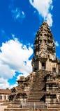 Wierza Angkor Wat zdjęcia stock