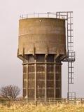 wierza betonowa woda Fotografia Royalty Free