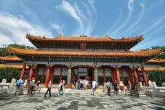 Wierza buddysty kadzidło w lato pałac Obraz Stock