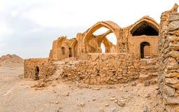 Wierza cisza budynku ruina obrazy royalty free