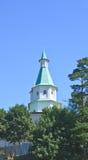 Wierza David dom 2007 23 czerwca Jerusalem klasztor nowego Rosji przypuszczenia katedralna dmitrov Kremlin Moscow pocztówkowa reg Zdjęcia Royalty Free