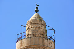 Wierza David w Jerozolima, Izrael Obrazy Stock