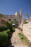 Wierza David, w Jerozolimskim starym mieście Fotografia Royalty Free