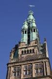 Wierza dom miejski Muenster Obrazy Royalty Free