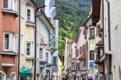 Wierza Dwanaście, Południowy Tyrol, Włochy Obrazy Stock
