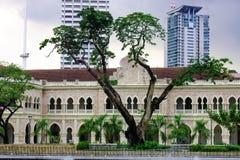 Wierza dziejowy budynek w Kuala Lumpur w Malezja zdjęcia royalty free
