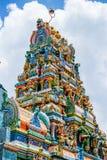 Wierza Hinduska świątynia w Galle, Sri Lanka zdjęcie stock