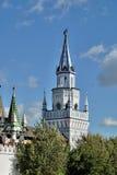 Wierza Izmailovo pałac Zdjęcia Royalty Free