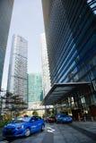 Wierza Jeden Marina zatoki centrum finansowe, Singapur Fotografia Stock