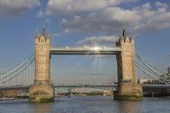Wierza Londyn most Obraz Stock