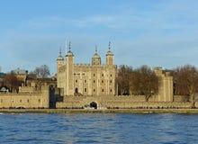 Wierza Londyn od urzędu miasta Fotografia Royalty Free